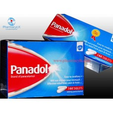 Panadol 1 Box 144 Tablets(Headache/Fever/Cold/Flu/Toothache)